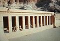 Deir-El-Bahri, Temple of Hatshepsut (9794926035).jpg