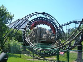 Demon (roller coaster)