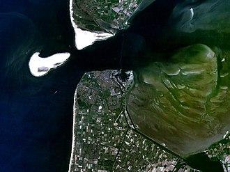 Noorderhaaks - Image: Den Helder 4.77628E 52.95026N