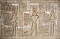 Dendera-16-Tempel-Relief-3 Frauen-1982-gje.jpg