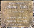 Denkstein Bregenzer Str 3 (Wilmd) Johanna Sachs.jpg