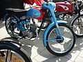 Derbi unidentified moped model by 1965.JPG