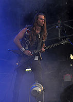 Deströyer 666 at Party.San Metal Open Air 2013 03.jpg