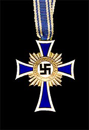 Cross of Honour of the German Mother - Wikipedia
