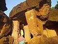 Dhamnar caves1.JPG