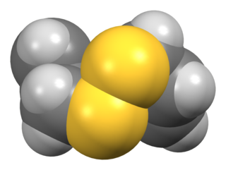 Diallyl disulfide Chemical compound
