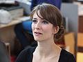 Diane Ducret - Salon du livre de Paris - 23 mars 2014 - 01.JPG