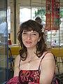 Diane Le Feyer - Comédie du Livre 2010 - P1400117.jpg