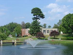 Endicott College - Diane M. Halle Library