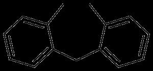 Dibenzocycloheptene - Image: Dibenzocycloheptene