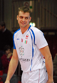 Dick Kooy Dutch volleyball player