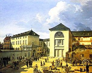 La Vieille Académie de Düsseldorf
