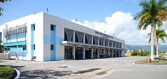 Điện Biên Phủ Airport - Image: Dien Bien Phu Airport
