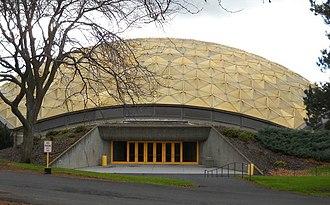 """Walla Walla Community College - Dietrich Center, often called """"The Dome"""""""