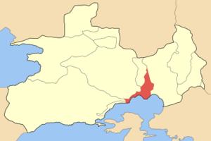 Eleusis - Elefsina municipal unit.