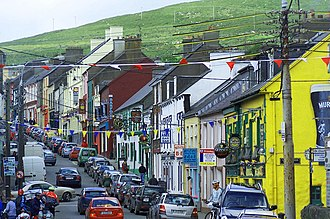 Dingle - Colourful Dingle