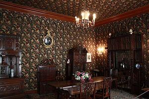 Maison de Victor Hugo - Dining Room