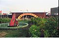 Dinosaurs Alive Exhibition - Science City - Calcutta 1995-June-July 232.JPG