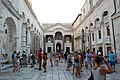 Diocletian's Palace in Split. Croatia - panoramio.jpg