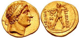 Diodotus I Seleucid satrap of Bactria