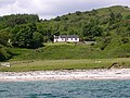 Dippen Bay and foreshore by Carradale,Kintyre - geograph.org.uk - 56494.jpg