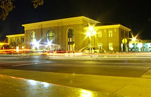 Diridon Station San Jose November-2005.jpg