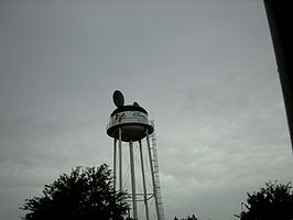 De Earful Tower in de Disney's Hollywood Studios