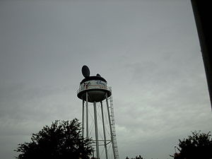 Earffel Tower - Image: Disney Mgm Earful Tower