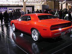 Dodge Challenger - Wikipedia, la enciclopedia libre