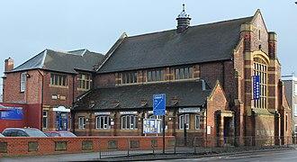 St. James End, Northampton - Image: Dodridge Centre, St James End, Northampton