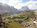 Dolomites - Alta Via 2, Stage 03-11 Rifugio Puez to Rifugio Boè - panoramio (9).jpg