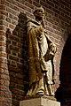 Dominikustsjerke, Ljouwert, byld Sint-Dominikus.jpg