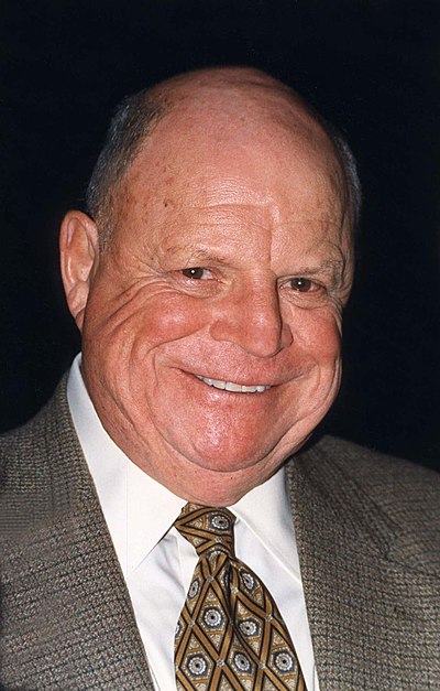 Don Rickles, American stand-up comedian