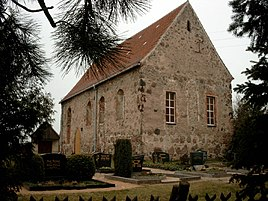 Waltersdorf village church