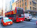 Double decker bus at Yonge and Temperance, 2016 04 20 (2).JPG - panoramio.jpg