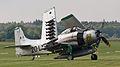 Douglas A-1D Skyraider AD-4NA F-AZHK OTT 2013 02.jpg