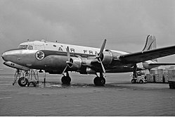 Douglas DC-4, F-BBDD, Air France Manteufel-1.jpg