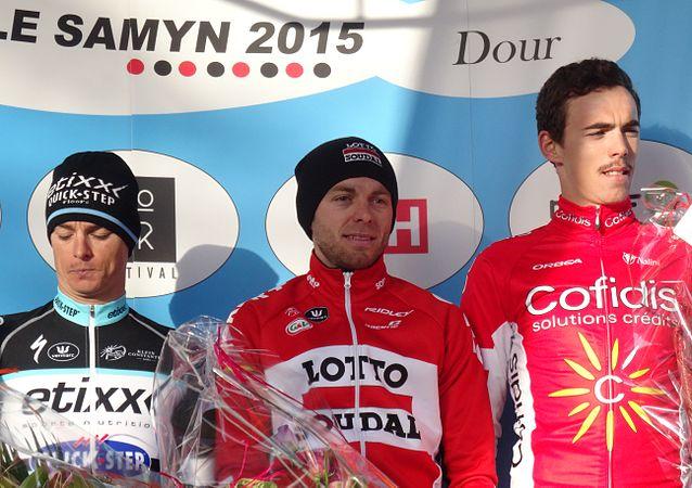 Dour - Le Samyn, 4 mars 2015, arrivée (D23).JPG