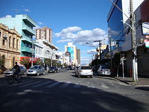 Doutor Lisboa Avenue