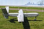 Dozor 100 UAV at Engineering Technologies 2012 Side.jpg
