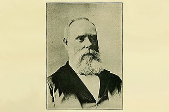 John Glasgow Kerr - Portrait of Dr. John Glasgow Kerr