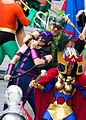 Dragon Con 2013 - JLA vs Avengers Shoot (9690378560).jpg