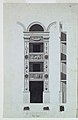 Drawing, Interior Detail of the Teatro Vaccai, Telentino, 1790 (CH 18355827).jpg