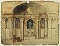 Drawing, Rendering of Chancel, 1902–10 (CH 18432957-2).jpg
