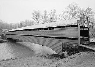 Dreibelbis Station Bridge