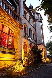 Hotel Artushof Dresden Parken