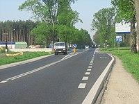 Droga krajowa nr 50 Góra Kalwaria.jpg