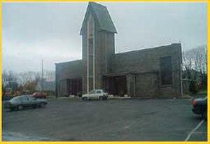 Dromahane - Dromahane Church