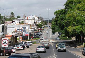 Drouin, Victoria - Main street