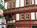 Duderstadt - Fachwerkhaus am Marktplatz.JPG